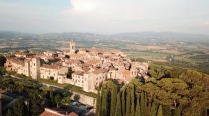 Il paese del cuore - Monte Castello di Vibio