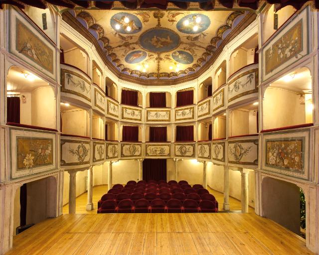 Il più piccolo teatro all'italiana